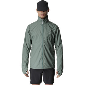 Houdini Air 2 Air Wind Jacket Herre storm green